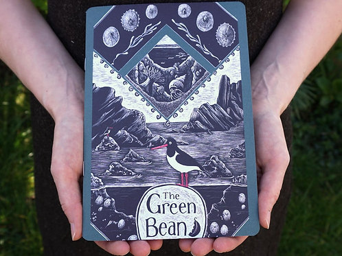 The Green Bean_Rockpools Issue  (繪本The Green Bean)