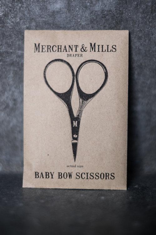 英國Merchant & Mills Baby Bow Scissors
