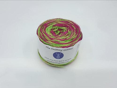 The Knitting Goddes手染線_Sock(襪線) Jelly Bean
