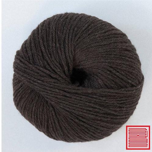 Sarlag  Yak Yarn 4ply_Dark Brown