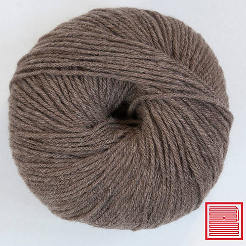 Sarlag  Yak Yarn 3ply_Light Brown