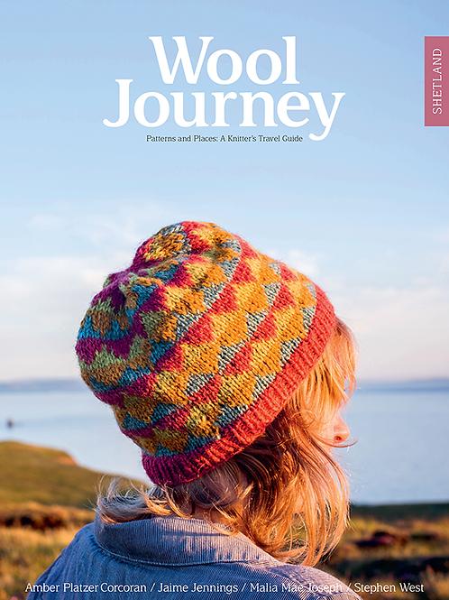 編織書 Wool Journey: Shetland