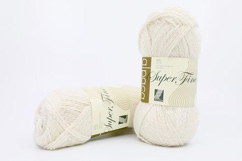 英國毛線 UK Alpaca Superfine Alpaca/Wool 4ply_Parchment