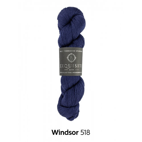 WYS Exquisite Lace_Windsor 518