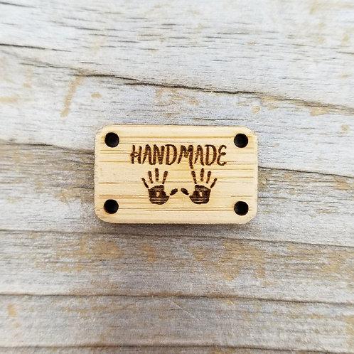 編織手作標籤Handmade Tag