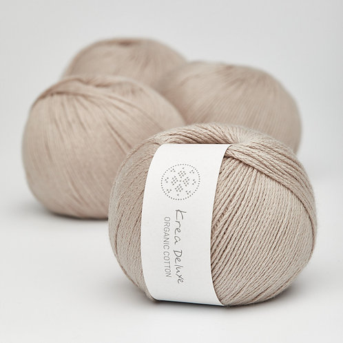 Organic Cotton Yarns(有機棉線)_No.18
