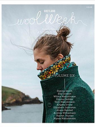 編織書Shetland Wool Week Annual 2020