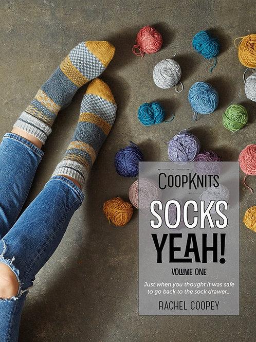 編織書CoopKnits Socks Yeah! Volume 1