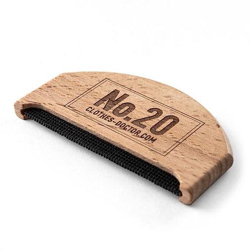 毛衣除毛球刷 No.20 Cashmere Comb in Beechwood