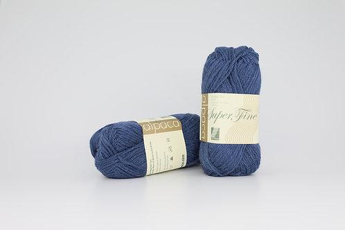 英國毛線 UK Alpaca Superfine Alpaca/Wool DK_Midnigh Blue(午夜藍)