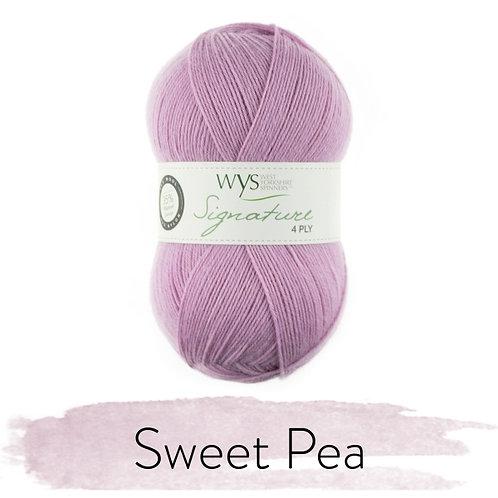 WYS 4 Ply襪線_Sweet Pea 517