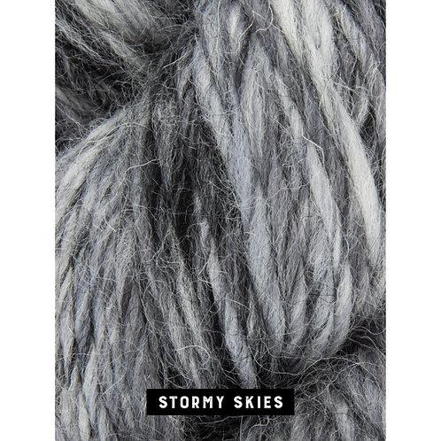 WYS The Croft Aran Roving Wild Shetland_Stormy Skies 791