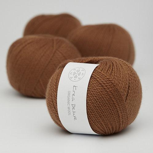 Organic Wool Yarns(有機毛線)_No.52