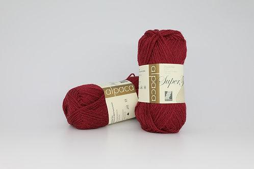 英國毛線 UK Alpaca Superfine Alpaca/Wool DK_Wine(酒紅)