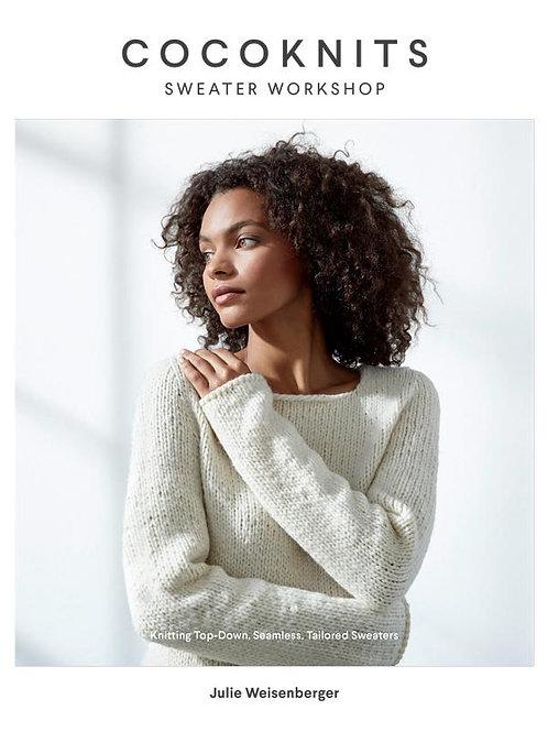 編織書Cocoknits Sweater Workshop