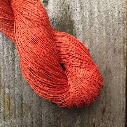Lithuania Linen (亞麻夏紗)_8.3 Coral