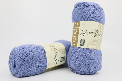 英國毛線 UK Alpaca Superfine Alpaca/Wool 4ply_Forget-Me-Not