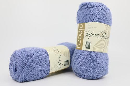 英國毛線 UK Alpaca Superfine Alpaca/Wool 4ply_Forget-Me-Not