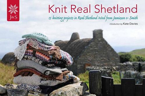 編織書Knit Real Shetland
