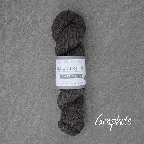 WYS Illustrious Naturals_Graphite(石墨)