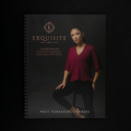 編織書Exquisite 4ply