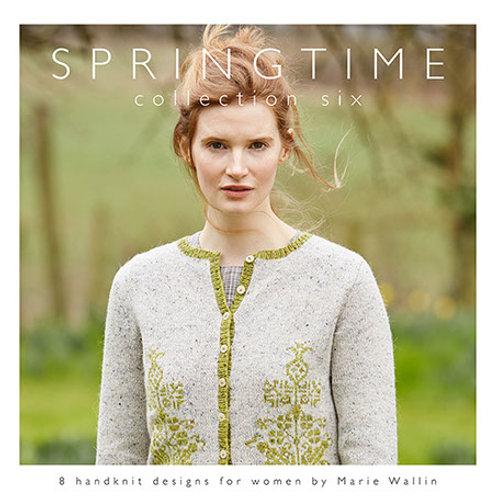 編織書Springtime