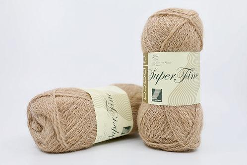 英國毛線 UK Alpaca Superfine Alpaca/Wool 4ply_Sandstone