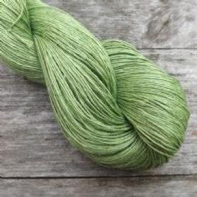 Lithuania Linen (亞麻夏紗)_9 Vintage Green