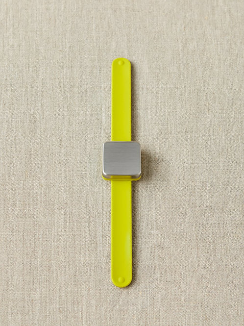 Marker's Keep編織腕帶(螢光綠)