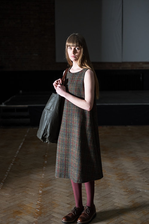 英國Merchant & Mills Pattern_The Trapeze Dress