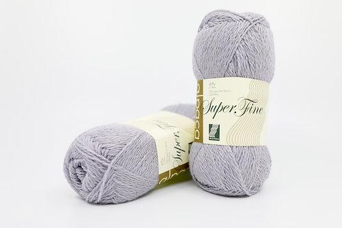 英國毛線 UK Alpaca Superfine Alpaca/Wool 4ply_Lunar Grey