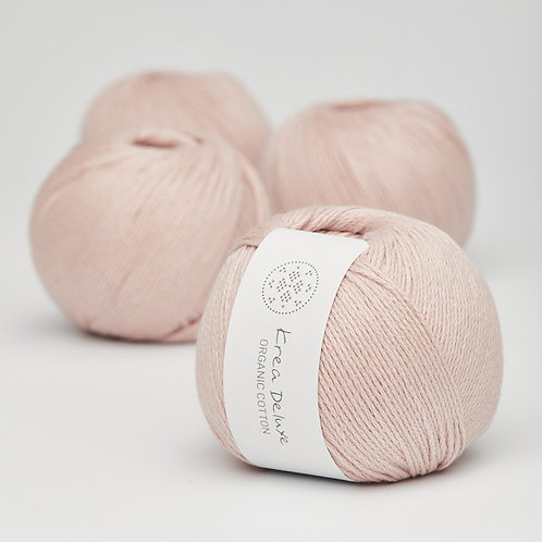 Organic Cotton Yarns(有機棉線)_No.07
