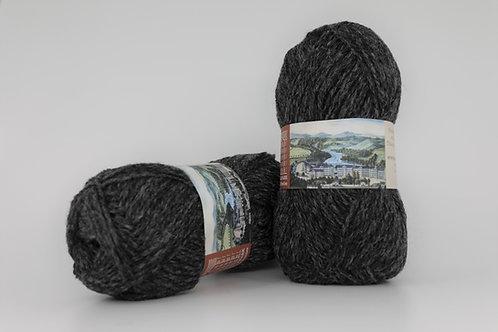 英國毛線 New Lanark DK_Charcoal (木炭)