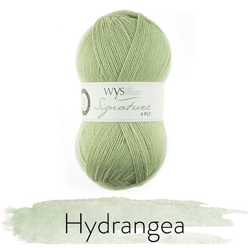 WYS 4 Ply襪線_Hydrangea 335