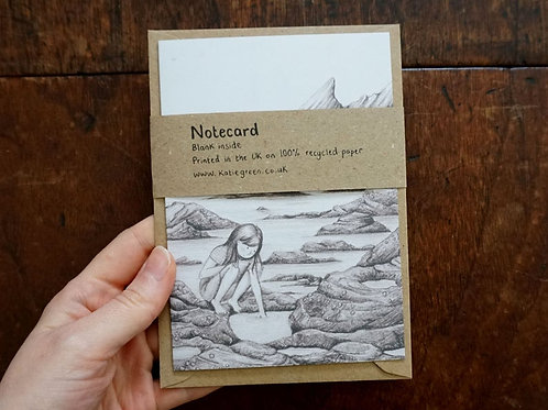 Greetings Cards_Rockpooling  (卡片Rockpooling)