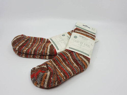 英國WYS_Wool Socks羊毛襪(Robin)