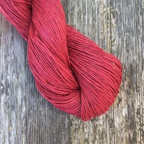 Lithuania Linen (亞麻夏紗)_10.3 Raspberry