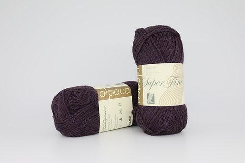 英國毛線 UK Alpaca Superfine Alpaca Speckledy DK_Violet(深紫)