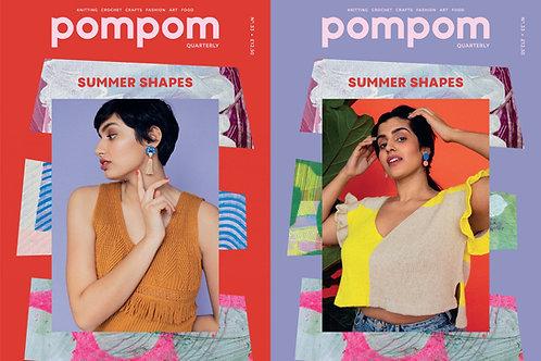 編織雜誌Pom Pom 第33期