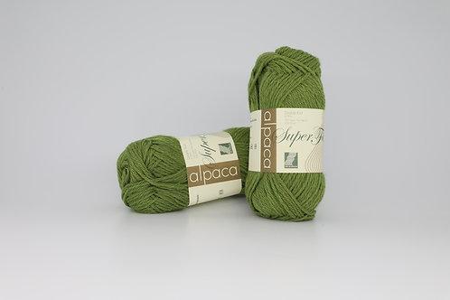 英國毛線 UK Alpaca Superfine Alpaca/Wool DK_Moss(草綠)