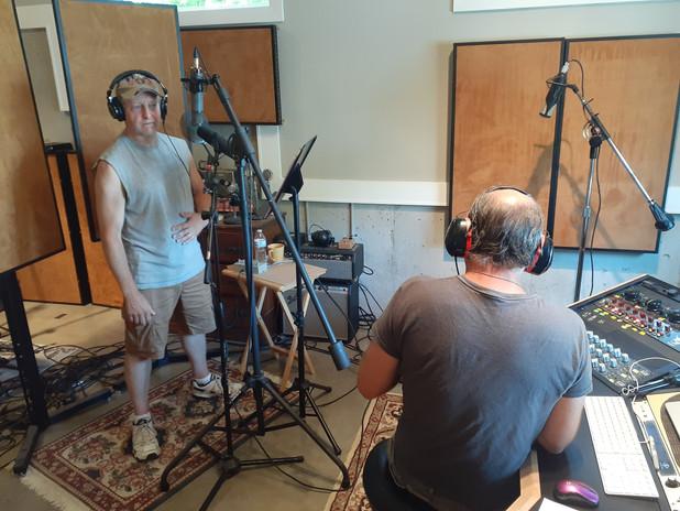 Sean directing.