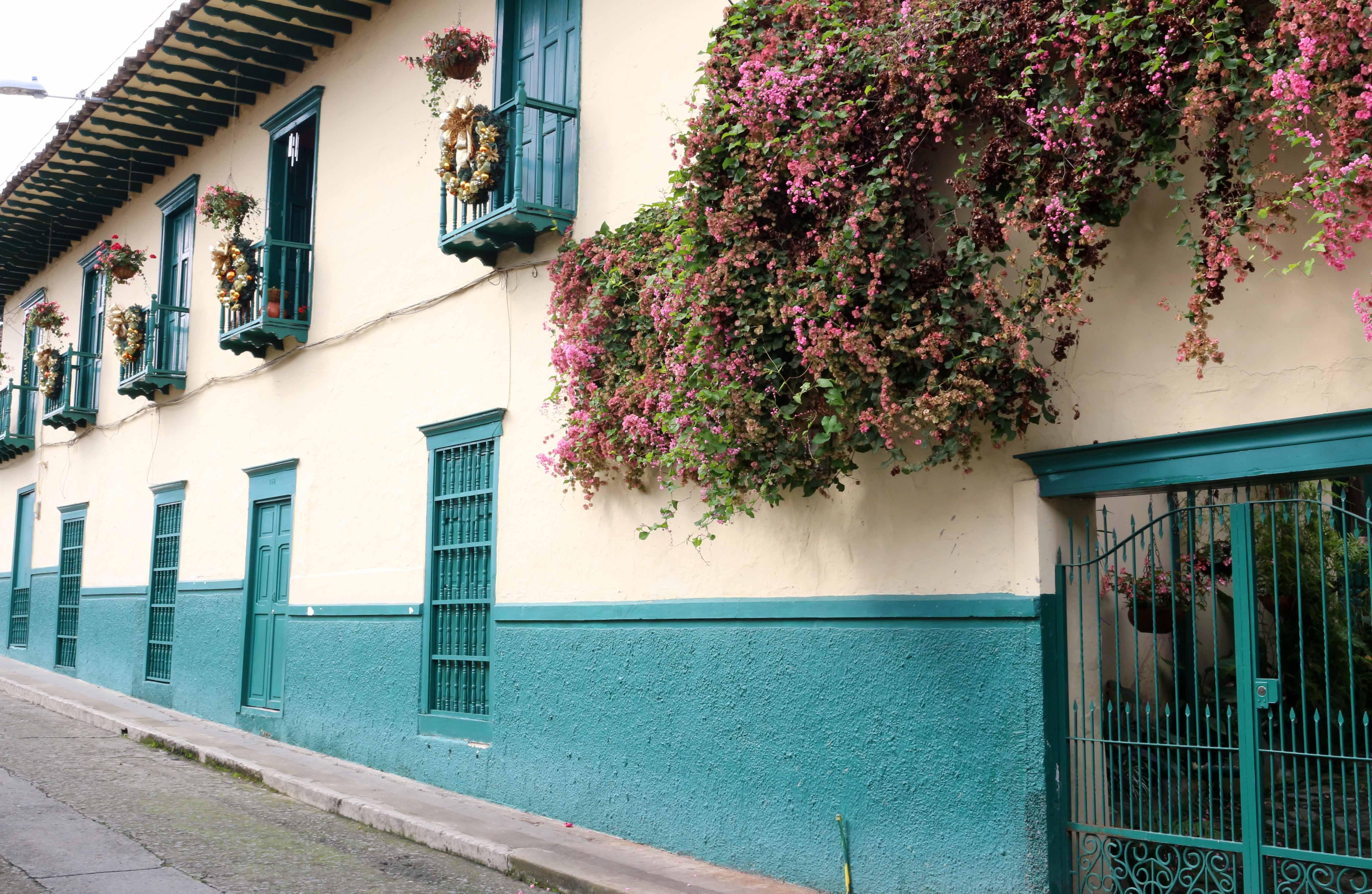 Rues colorées, une grande tradition