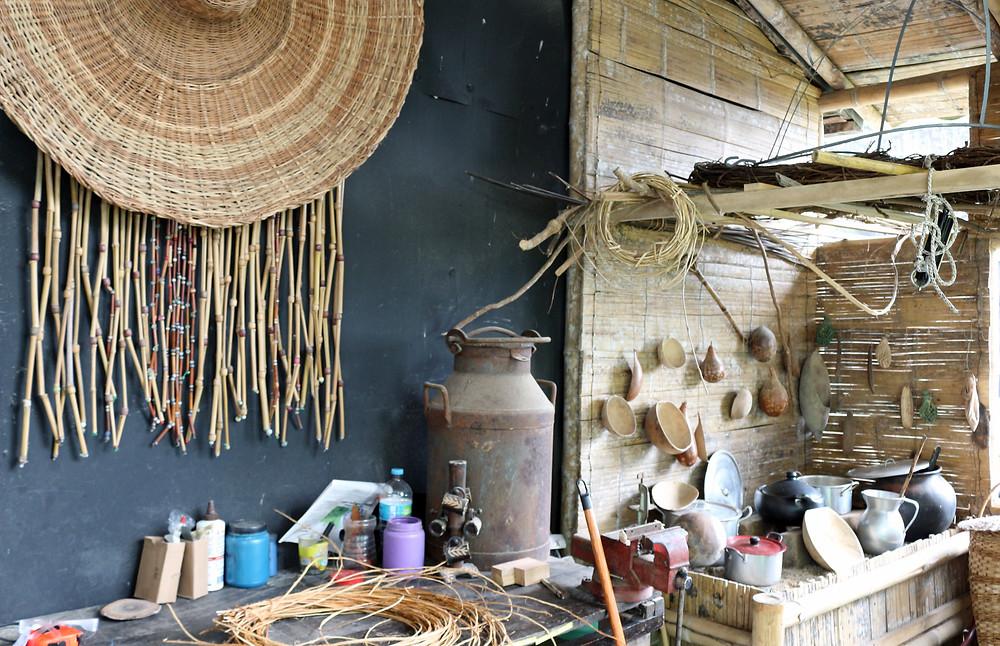 l'art du Bejuco à Filandia