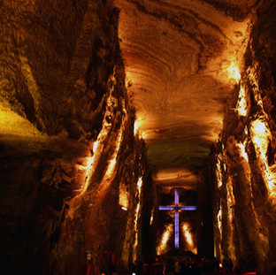 Cathédral de sel de Zipaquira