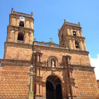 Barichara et ses églises