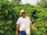 Visite café à Quimbaya, Colombie