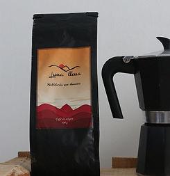 café de la Luna Llena de Colombie