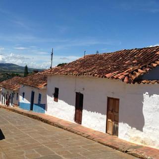 Maisons de Barichara