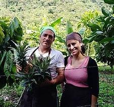 Lorena et Edison de la Réserva Zafra.JPG
