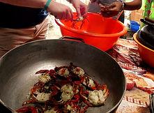 Cours de cuisine en Colombie